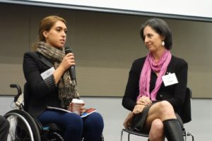 Katie Sharify interviewed by Amy Adams (CIRM blog)