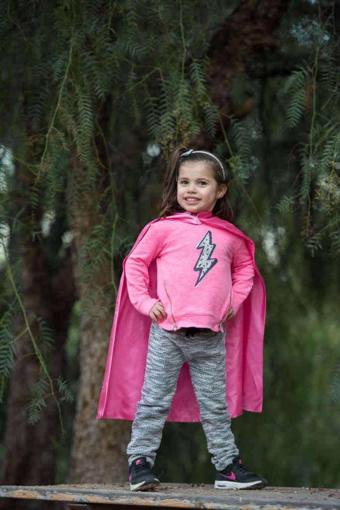 Evangelina Vaccaro — Supergirl! CIRM photo